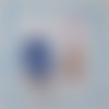 Moule bavoir bébé 2 cm en silicone artisanal