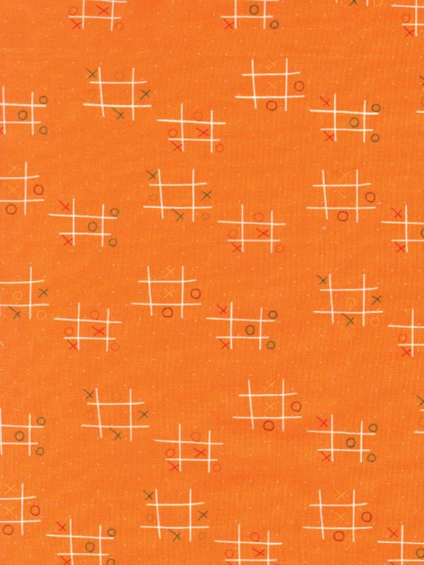 coupon patchwork enfant orange THE NEIGHBORHOOD