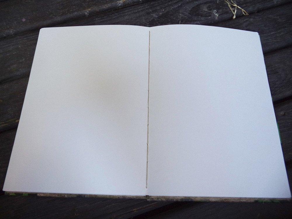 Grand carnet format A4+ Pièce unique