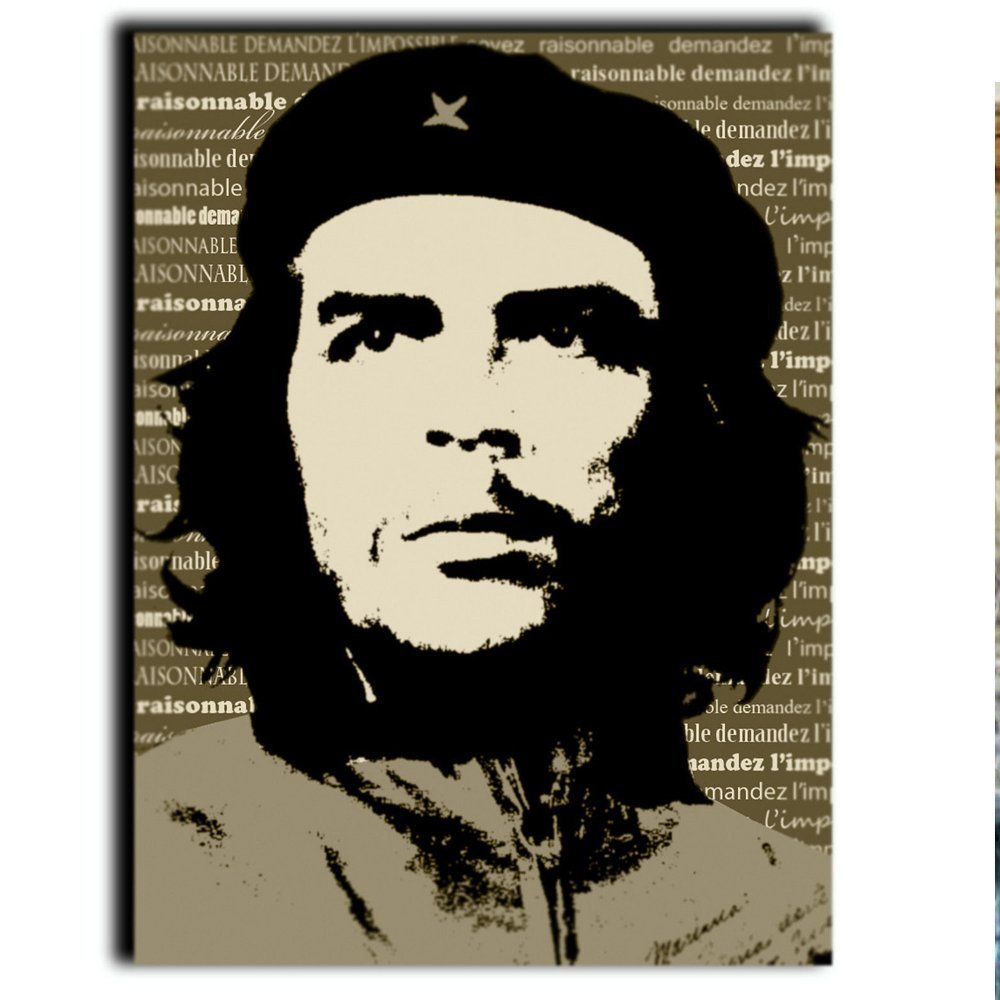 Tableau Che Guevara 40x55cm