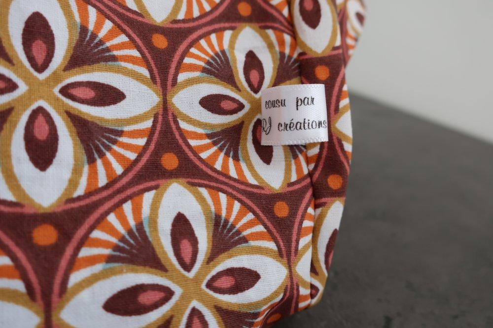 sacs à vrac filet 100% coton certifié Oeko tex. objectif zéro déchet.
