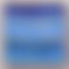 Poissons.peinture acrylique sur toile 20x20cm oeuvre d'art,unique,color