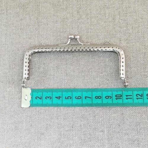 Fermoir pour pochette 10,5 cm