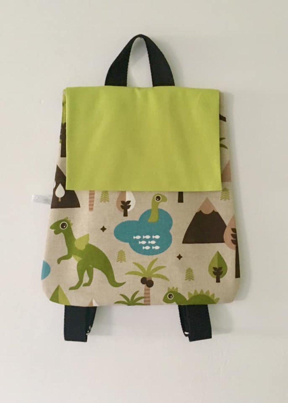 sac à dos enfant personnalisable crèche/maternelle