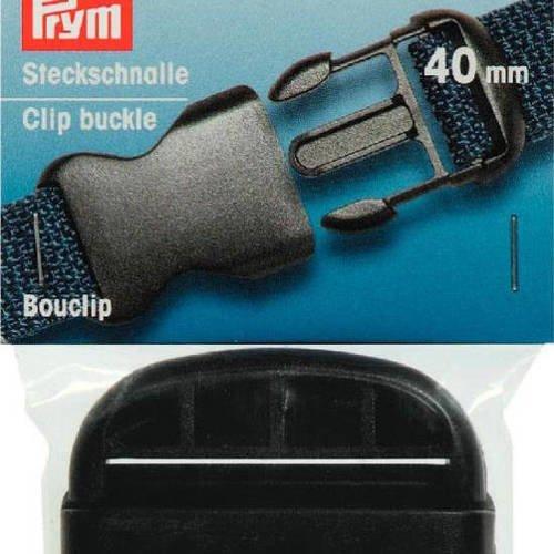 Prym Steckschnalle 40 mm