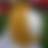 Bandeau chic,headband,femme,jaune moutarde,laine acrylique,cadeau anniv st valentin,accessoires de coiffure,bandeaux turbans ryrysecréation