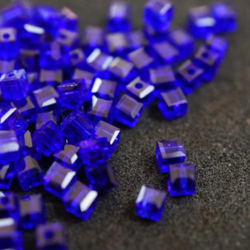 20 cubes cristal de 3 mm n8