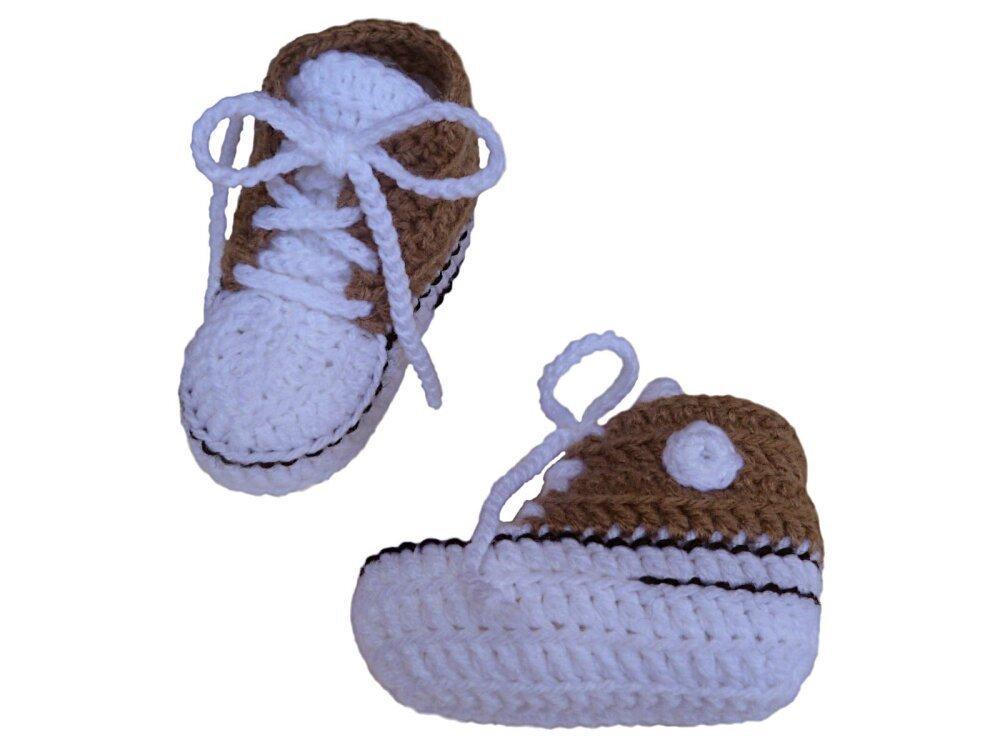 Chaussons bébé Converse