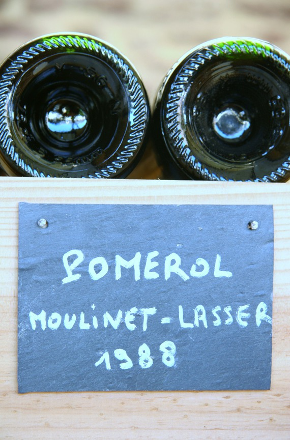 Etiquette ardoise pour cave marquage caisses vin