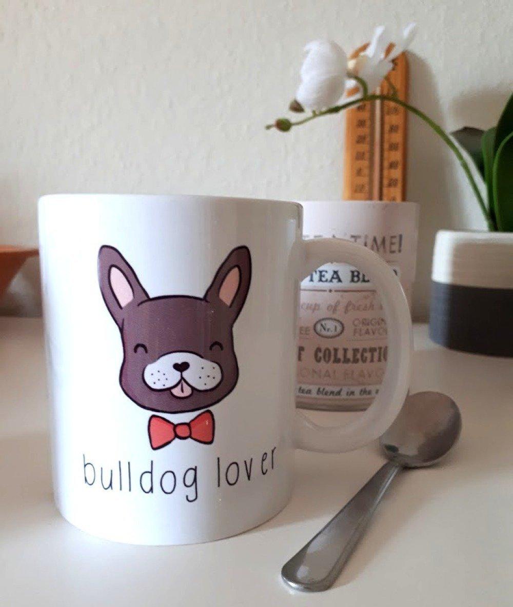 Mug Bulldog lover