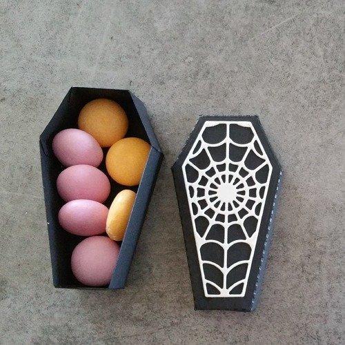 Boîte cercueil x 12