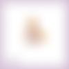 Découpe scrapbooking raiponce princesse en couleurs - ref.1063