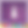 """Découpe scrapbooking """"fusée, navette spatiale, espace, cosmos"""" embellissement die cut 32 couleurs disponibles (ref.0663)"""