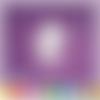 Découpe scrapbooking fille, ange, neige, jeu, hiver, noël embellissement die cut 32 couleurs disponibles (ref.2489)