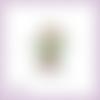 Découpe scrapbooking fille, ange, neige, jeu, hiver, noël en couleurs embellissement die cut (ref.2490)