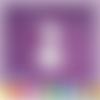 Découpe scrapbooking femme, danse, musique, gitane, espagne embellissement die cut 32 couleurs disponibles (ref.2359)