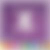 Découpe scrapbooking fée, fleur, elfe, princesse, magie, fille - ref.2523