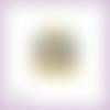 Découpe scrapbooking coupe, victoire, champion, vainqueur, sport, loisirs en couleurs embellissement die découpe papier scrap (ref.2680)