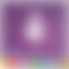 Découpe scrapbooking fille ballerine, danseuse, rose, fleur, tutu, pointes, musique embellissement die cut découpe papier scrap (ref.2661)