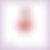 Découpe scrapbooking fille ballerine, danseuse, rose, fleur, tutu pointes musique en couleurs embellissement die papier scrap (ref.2662)