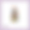 Découpe scrapbooking souris, bobine, fil, ruban, noeud, couture, animal en couleurs embellissement die découpe papier scrap (ref.2678)