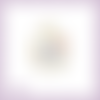 Découpe scrapbooking oeuf de pâques, oiseaux, branches, arbre, feuilles en couleurs embellissement die découpe papier scrap (ref.2670)