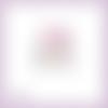 Découpe scrapbooking machine à coudre couture fil aiguille ruban tissus en couleurs embellissement die découpe papier scrap (ref.2808)