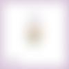 Découpe scrapbooking souris fleur parachute animal en couleurs embellissement die cut découpe papier scrap (ref.3026)