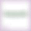 Découpe scrapbooking grande bordure branche houx noël hiver fête arbre en couleurs embellissement die découpe papier scrap (ref.2966)