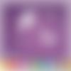 Découpes scrapbooking friandises noël hiver fête chocolat pain d'épices bonbons embellissement die cut découpe papier scrap (ref.2958)