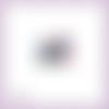 Découpe scrapbooking cadeaux de noël sapin bougies houx hiver fête bonbons en couleurs embellissement découpe papier scrap (ref.2889)