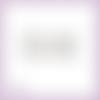 Découpe scrapbooking etiquette tag joyeux noël métallisé texte personnalisable fêtes embellissement découpe papier scrap (ref.3105)