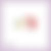 Découpes scrapbooking polochon et sébastien ariel la petite sirène princesse en couleurs embellissement die cut carte papier (ref.3278)
