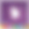 Découpe scrapbooking lapin sapin noël hiver étoile (ref.3416)