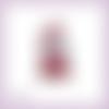 Découpe scrapbooking cadeaux noël sapin noeud en couleurs (ref.3580)