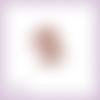 Découpe scrapbooking chien animal ami en couleurs (ref.3627)
