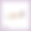 Découpes scrapbooking cane canetons canard oiseaux en couleurs (ref.3631)
