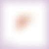 Découpe scrapbooking chapeau plage mer accessoire en couleurs - ref.4426