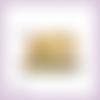 Découpe scrapbooking tournesols, fleurs, barrière, nature, été, campagne, nuages en couleurs embellissement die cut(ref.2508)
