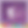 Découpe scrapbooking fée clochette, buste peter pan enfant pays imaginaire magie embellissement die cut 32 couleurs disponibles (ref.2455)