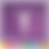 Découpe scrapbooking fée clochette en vol, peter pan enfant pays imaginaire magie embellissement die 32 couleurs disponibles (ref.2458)