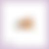 Découpe scrapbooking bambi et sa mère, faon, biche, cerf, forêt, ami en couleurs - ref.2514