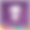 Découpe scrapbooking nounours, doudou, bébé, naissance, peluche, couture - ref.1266
