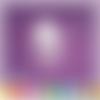 Découpe scrapbooking landau rétro, bébé, naissance, enfant, vintage - ref.1121