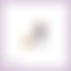 Découpes scrapbooking marraine de cendrillon et la citrouille, fée, princesse en couleurs - ref.1073