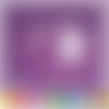 Découpes scrapbooking fée baguette magique tourbillon d'étoiles, magie - ref.0962