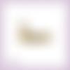 Découpe scrapbooking monument delphes grèce voyage vacances antiquité en couleurs embellissement die cut découpe papier scrap (ref.2915)