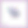 Découpe scrapbooking pingouin pancarte noël écharpe en couleurs - ref.3169