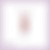 Découpe scrapbooking cerf animal forêt arbre en couleurs - ref.3576