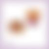 Découpes scrapbooking burger frites fast food repas en couleurs (ref.3604)